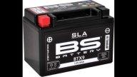 Moto - News: Nuova gamma batterie BS-Battery SLA