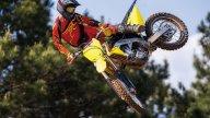 Moto - News: Nuova Suzuki RM-Z450 2015