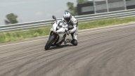 Moto - News: Triumph Daytona 250: la piccola sportiva sarà così