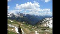 Moto - News: Al Passo San Marco con la Triumph Tiger 800 XC