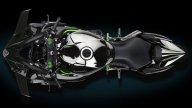 Moto - News: Kawasaki Ninja H2R: potenza fino a 300 CV!