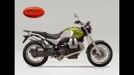 Moto - Gallery: Guzzi XBR Scrambler by Oberdan Bezzi