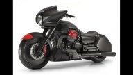 Moto - News: Moto Guzzi MGX-21 Concept