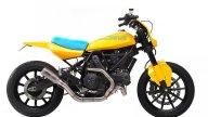 Moto - Gallery: Ducati Scrambler Special al Motor Bike Expo 2015