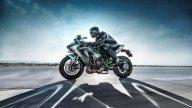 Moto - News: Svelato il prezzo della Kawasaki Ninja H2: 25.000 euro