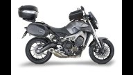 Moto - News: Givi al Motor Bike Expo 2015 per Yamaha MT-07 e MT-09