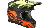 Moto - News: Scorpion-Exo VX-20 Air Magnus: casco da cross con interni gonfiabili
