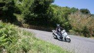 Moto - Test: Honda SH 300i ABS 2016 - TEST