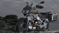 Moto - News: Motoraduno dello Stelvio: test ride Aprilia e Moto Guzzi all'edizione 2015