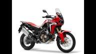 Moto - News: Honda CRF 1000 L Africa Twin 2016: foto e dati ufficiali
