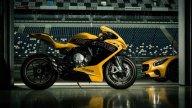 Moto - News: MV Agusta F3 800 AMG 2016