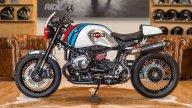 Moto - News: BMW R nineT Martini by Moto Ride