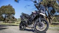 Moto - News: Triumph Tiger 800 XRx e XCx low seat 2016