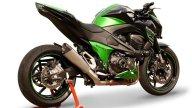 Moto - News: HP Corse Evoxtreme: un nuovo scarico per Kawasaki Z800
