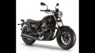 Moto - News: Moto Guzzi V9 Bobber: foto e dati tecnici