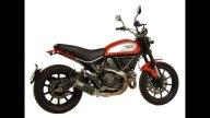 Moto - News: LeoVince: tre nuovi impianti di scarico per Ducati Scrambler