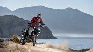 Moto - News: Ducati Multistrada 1200 Enduro 2016: nelle concessionarie questo weekend