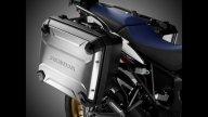 Moto - News: Honda Africa Twin 2016: i prezzi della Travel Edition