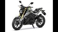 Moto - News: Yamaha M-Slaz 2016