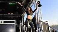 Lo spettacolo del rally di Monza non è solo opera della auto