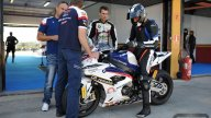 Moto - Test: Un giorno da ufficiale BMW Superbike