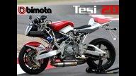 Moto - News: Bimota Tesi: la storia della moto con il forcellone davanti