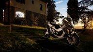 Moto - News: Scoop: nuovo Honda City Adventure... beccato!