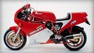Moto - News: Ducati 750 F1: la Freccia Tricolore