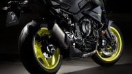 Moto - News: Yamaha MT-10 2016: dati tecnici, prezzo e disponibilità