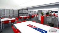 La nuova hospitality di Ducati Pramac a Jerez