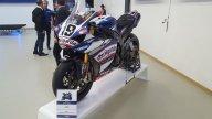 Moto - News: Yamaha Superbike Temple: la mostra inaugurata al Museo Poggi