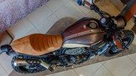 Moto - News: Yamaha XSR700 Scrambler by Eduardo Castro Motos