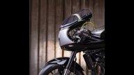 Moto - News: Special: Triumph Speed Triple Dark Matter by Erne's Euromotos