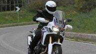 Moto - Test: Honda CRF 1000L Africa Twin: perché comprarla... e perché no [VIDEO]