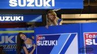 Le ombrelline del GP di Barcellona