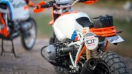 Moto - News: BMW Lac Rose Concept: special dakariana al Wheels and Waves