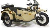 Moto - News: Ural Sahara 2016