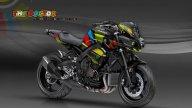 Moto - News: 5 diverse Yamaha MT-10 by AD Koncept