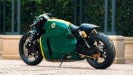 Moto - News: All'asta un rarissimo esemplare di Lotus C-01