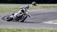 Moto - News: Husqvarna Motorcycles: rinnovate le 701