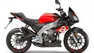 Moto - News: Aprilia Tuono 125 m.y. 2017