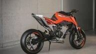 Moto - News: KTM 790 Duke Prototype