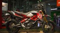 Moto - News: Aprilia Dorsoduro e Shiver 900 a EICMA 2016 [VIDEO]