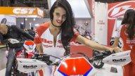 Moto - News: Le ragazze di EICMA 2016