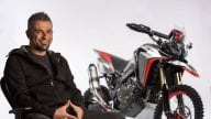 Moto - News: Honda Africa Twin Enduro Sports Concept: l'estrema!