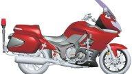 "Moto - News: Qianjiang ""clona"" la BMW RT per il mercato cinese"