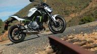 Moto - Test: Kawasaki Z650 2017 - TEST