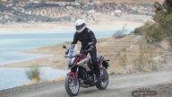 Moto - Test: Honda NC750X: il segno di un equilibrio