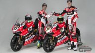 SBK: ALL PHOTOS. Davies and Melandri red arrows in SBK