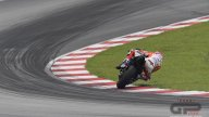 MotoGP: Sepang, curve 3: who is more sideways?